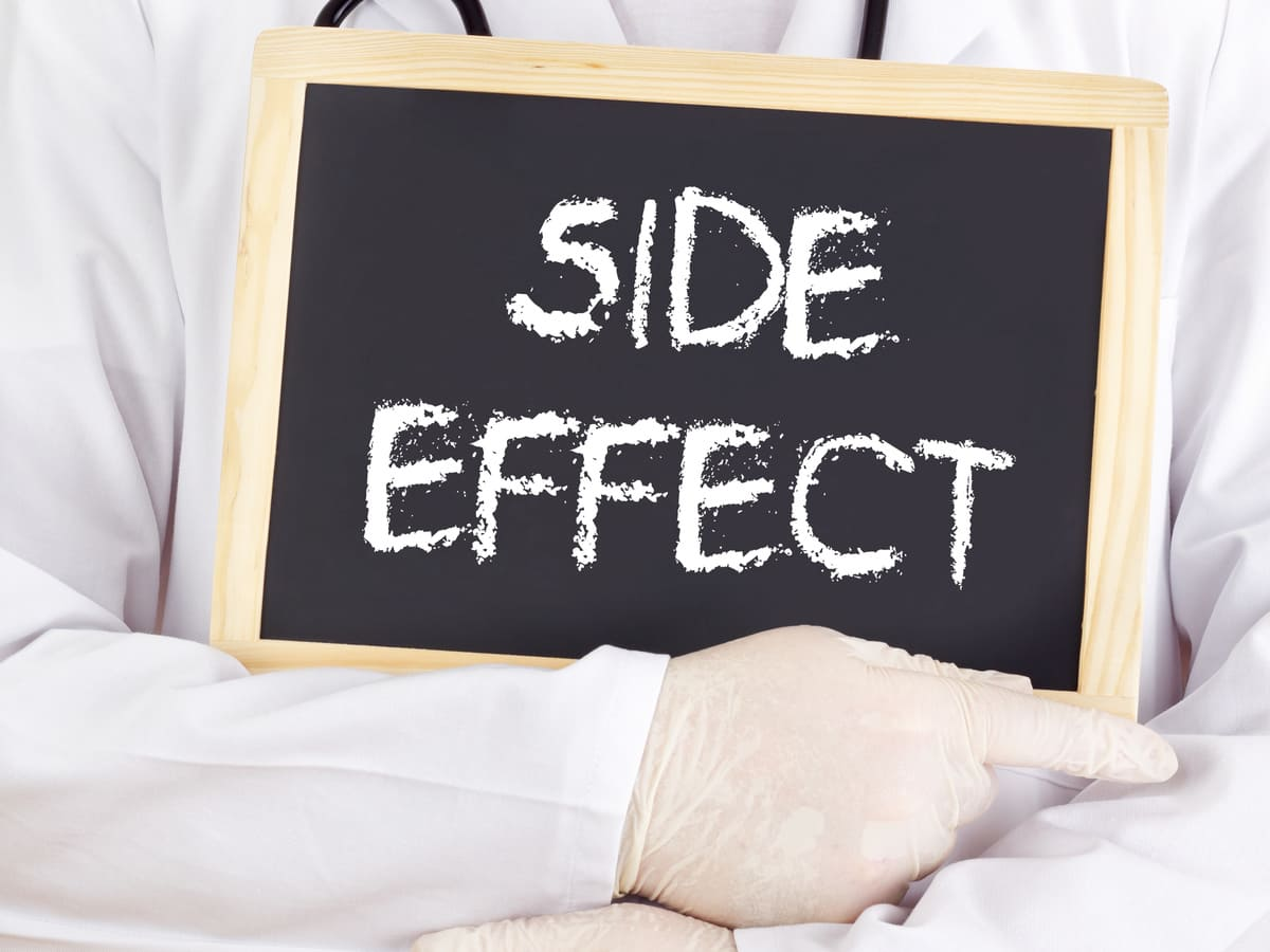SIDE EFFECT(副作用)
